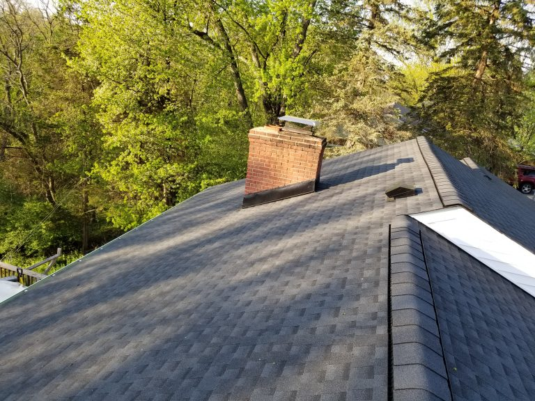 Asphalt Shingle Installation Job 2