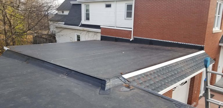 Hye Park Bank Flat Roof Repair 2