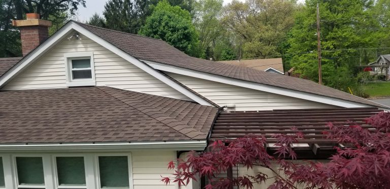 Barkwood color Asphalt Shingles