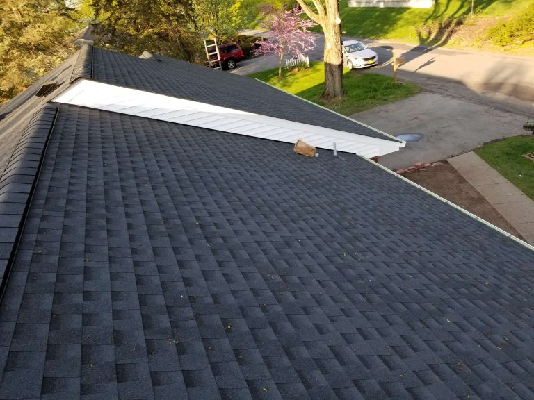 Charcoal Asphalt Shingles 2