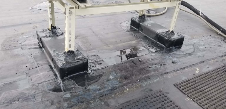 Giacomo Flat Roof Repair 1