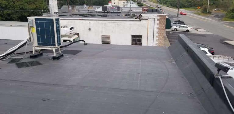 Giacomo Flat Roof Repair 2