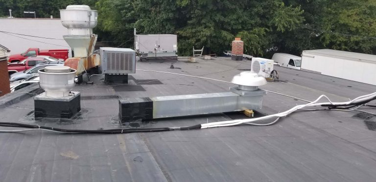 Giacomo Flat Roof Repair 3