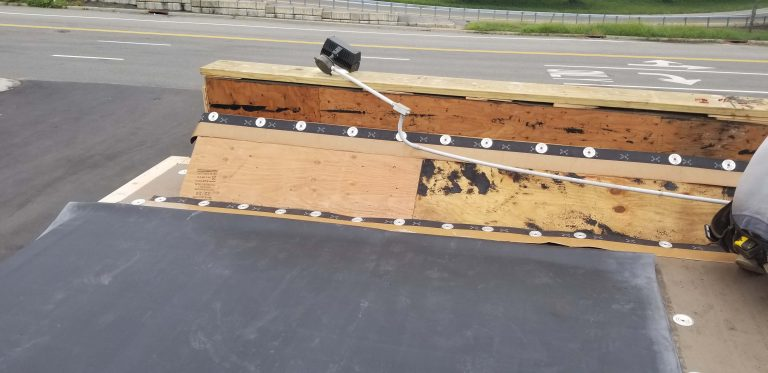 Giacomo Flat Roof Repair 5