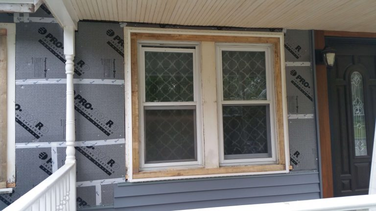 Vinyl Siding Replacement 1