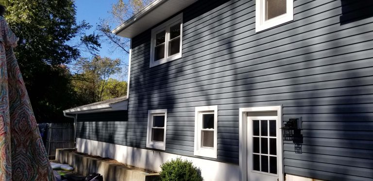 Vinyl Siding Replacement 3